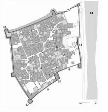 floor plan of mosque traditional islamic cities unveiled the quest for urban design