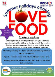 Hols by Upcoming Events Summer Holidays Cooking Session