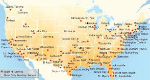 swa route map future southwest airtran routes points