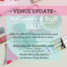 der mescht the stationery stuff sale durban