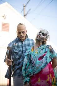tuto maquillage zombie et costume de zombie pour femme et homme