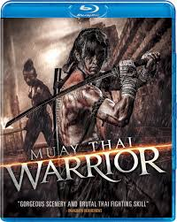 film blu thailand muay thai warrior blu ray
