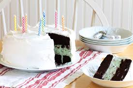 Door Is Whipped Mint By John U0027s Favorite Ice Cream Cake U2014 The Fountain Avenue Kitchen