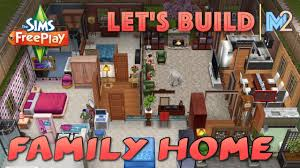 sims freeplay let u0027s build another family home live build
