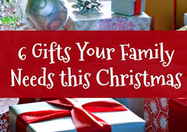 6 family christmas gifts you need to give this year