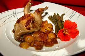 cuisiner caille volailles la cuisine de jackie