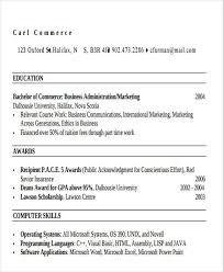 Simple Resume Maker Sample Of A Simple Resume Surprising Resume Maker Software 82