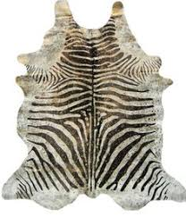 Leopard Cowhide Rug Stenciled Leopard Print Cowhide Rug Cowhidesinternational Com