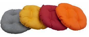 cuscini rotondi cuscini per sedie rotondi idee di immagini di casamia