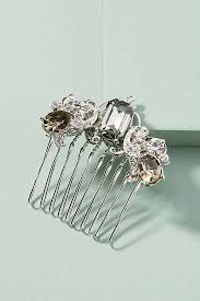 hair brooch your majesty hair comb anthropologie