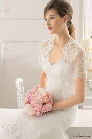 Wedding Dress Jackets Turmec Strapless Wedding Dress With Lace Jacket