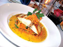 lemon beurre blanc recipe pan seared sea bass with citrus beurre blanc and carrot linguini