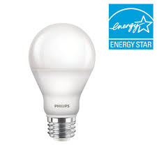 Led Outdoor Flood Lights Bulbs by Philips 60w Equivalent Daylight 5000k A19 Dimmable Led Light
