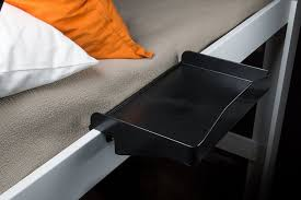 Bedside Shelf Dorm Amazon Com Bunk Buddy Bedside Shelf Kitchen U0026 Dining