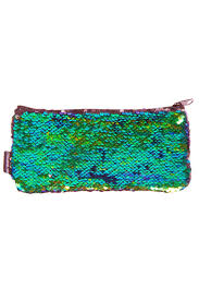 pencil pouch fashion magic sequin pencil pouch from kentucky by the mole