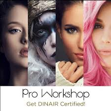 makeup artist workshops 78 best dinair beauty images on airbrush makeup kit