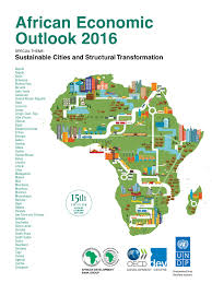 Gambia Africa Map by Sustainable Cities And Structural Transformation African