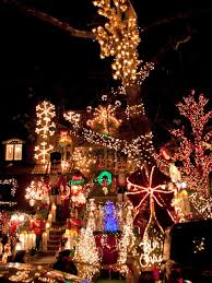 They Say The Neon Lights Are Bright On Broadway Christmas Crazy Neighborhoods Gac