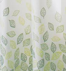 Botanical Shower Curtains Interdesign Botanical Shower Curtain 72 Inch By 72