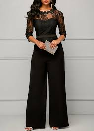 black jumpsuit sleeve cheap black jumpsuits rompers for sale