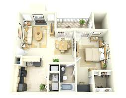 1 bedroom house floor plans one bedroom house plans 3d 123cars
