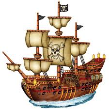 clipart pirate ship clipart collection cartoon pirate ship