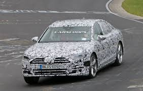 2018 audi a8 nailed u2013 in more ways than one