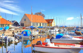 cute towns dragor denmark cute town with bridge that connects to malmo