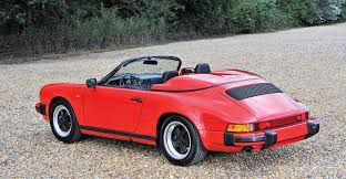 red porsche png model masterpiece 1989 porsche 911 speedster premier financial