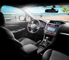 subaru xv interior subaru xv 2016 ahora con mecánicas euro6 y mejoras en su interior
