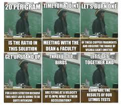 Science Teacher Meme - rasta science teacher imgur