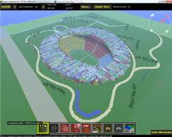 Make Your Own Map Ba Stadium Minecraft Project