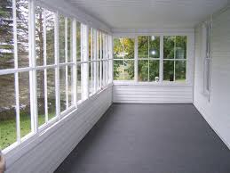 Enclosed Patio Windows Decorating Back Porch Ideas That Will Add Value Appeal To Your Home