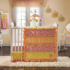 Monkey Crib Bedding Sets Dena Bali Blossom 9 Piece Crib Bedding Set