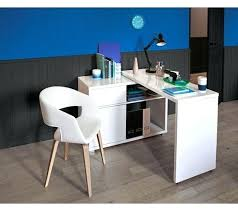 bureau enfant d angle bureau d angle enfant bureau dangle space blanc brillant bureaux but