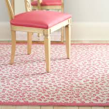 Zebra Print Rug With Pink Trim Pink Animal Print Rug Rugs Ideas