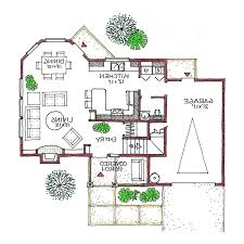 green home designs floor plans bungalow space solar and energy efficient home