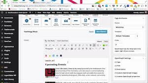 wordpress theme editor gone wordpress vamtam theme shortcodes inside editor youtube