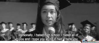 Graduation Meme - my graduation speech by smokingwolf meme center