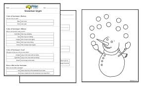 printable glyphs for kids worksheets lesson plans and printables