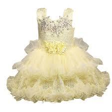 wish karo girls u0027 party wear frock dress dn 2104 amazon in