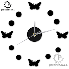 Home Decor Wall Clock Compare Prices On Decorative Kitchen Wall Clocks Online Shopping