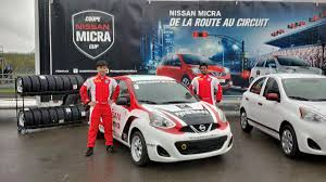 nissan micra race car micra cup levelling an entry level field toronto star