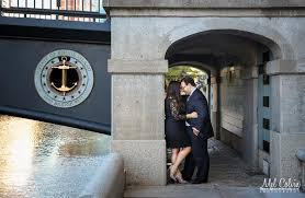 wedding photographers in ri engaged robert chrissy waterplace park providence ri mel
