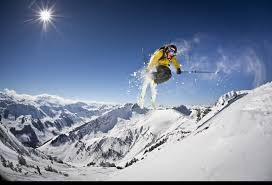 active winter holidays in the skicircus saalbach ski holidays in