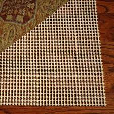area rug pad 5x8 non skid slip underlay nonslip pad free