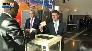 départementales le bureau de vote déserté à evry valls élude