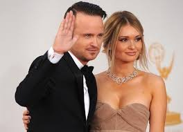 A 1 Carpet Breaking Bad U0027 Aaron Paul Has An A 1 Night At His Vip Finale Party