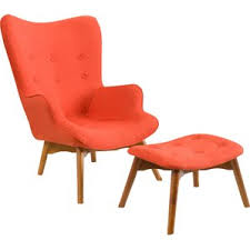 Wingback Accent Chair Orange Wingback Accent Chairs You U0027ll Love Wayfair