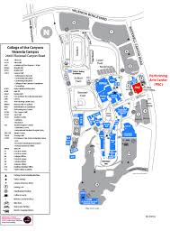 coc valencia map cus map santa clarita performing arts center at of